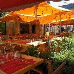 Restaurant Jardin Des Arts