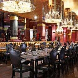 Restaurant Josefin-hotel Banke