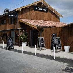 Restaurant restaurant l'escalumade - 1 -