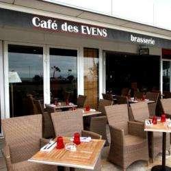 Restaurant La Baule Le Café Des Evens La Baule Escoublac