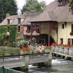 Le Moulin De Fourges Vexin Sur Epte