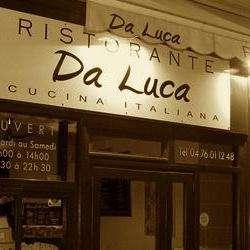 Ristorante Da Luca Grenoble