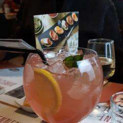 Restaurant Ristorante Del Arte Martigues - 1 - Cocktail Rosso Verde -