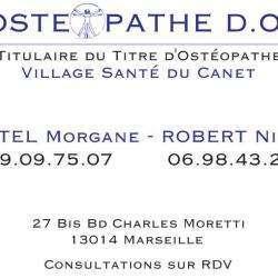 Ostéopathe ROBERT Nicolas - 1 -