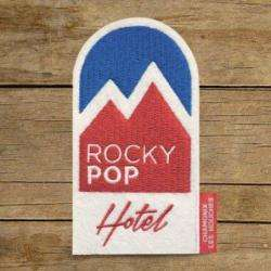Hôtel et autre hébergement RockyPop Hotel - 1 -