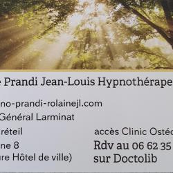 Rolaine Jean-louis Prandi Hypnotherapeute
