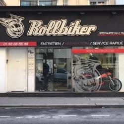 Rollbiker Boulogne Billancourt