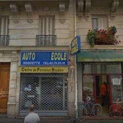Roquette Auto Ecole Paris