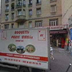 Roquette Paris Viandes Paris