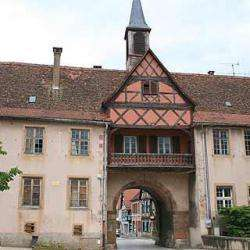 Ville et quartier Rosheim - 1 -