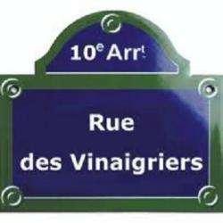 Rue Des Vinaigriers Paris