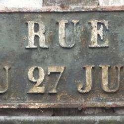 Rue Du 27 Juin Beauvais