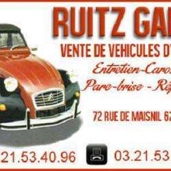 Ruitz Garage Ruitz