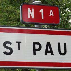 Site touristique Saint paul - 1 -
