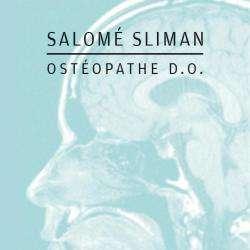 Salomé Sliman  Paris