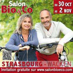 Salon Bio & Co Strasbourg