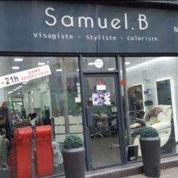 Samuel B Paris