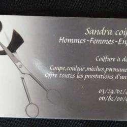 Sandra Coiffure à Domicile