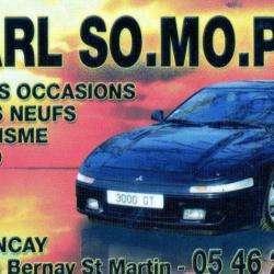 Sarl So.mo.pneu Bernay Saint Martin