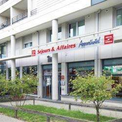 Séjours Et Affaires Lyon Park Lane Lyon