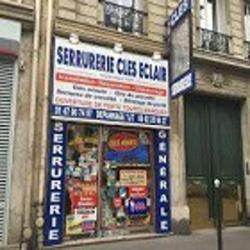 Serrurerie Clés Eclair Paris
