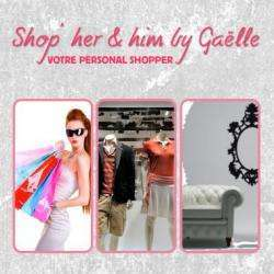 Shop'her & Him By Gaelle Grenoble