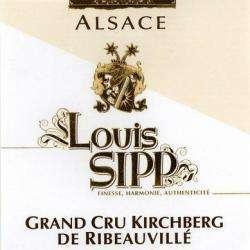 Sipp Louis Grands Vins D'alsace Ribeauvillé