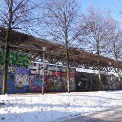 Skatepark De Bercy Paris