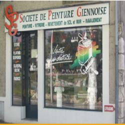 Societe De Peinture Giennoise Gien
