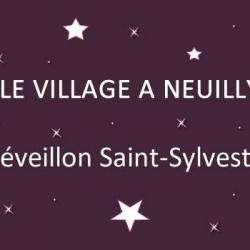 Menu Réveillon Saint-sylvestre Neuilly Sur Seine