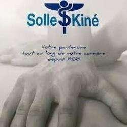 Solle Matériaux Kine Grenoble