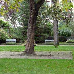 Square Jean Mermoz Enghien Les Bains