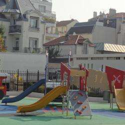 Square Villemessant Enghien Les Bains
