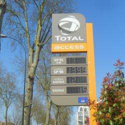 Station Service Total Access Melun