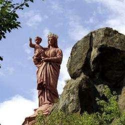 Statue Notre Dame De France
