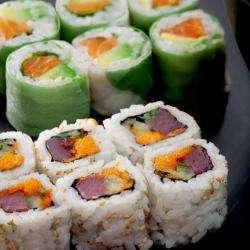 Sushi Centre Confluence Lyon