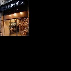 Sushi Shop Paris