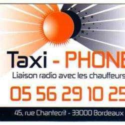 Taxi Bordeaux Taxi Phone Bordeaux