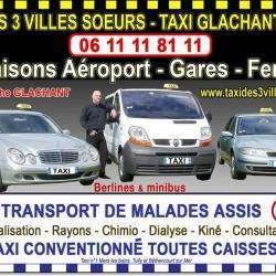 Taxi Des 3 Villes Soeurs Taxi Glachant Mers Les Bains