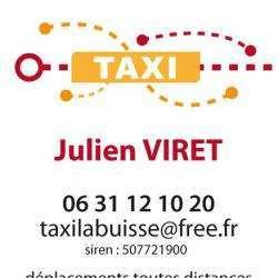 Taxi La Buisse La Buisse