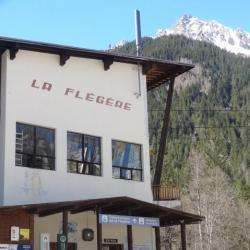 Téléphérique Du Domaine Brévent-flégère Chamonix Mont Blanc