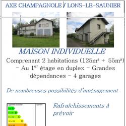 Téméraire Immobilier Champagnole