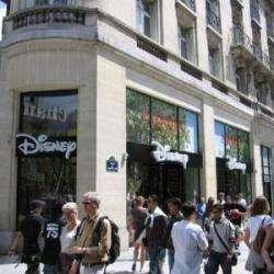 The Disney Store France Paris
