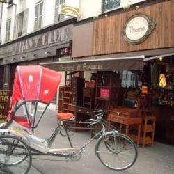 Thème - Marchand De Curiosites Paris