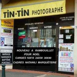Tintin Photographie Rambouillet