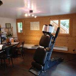 Chiropracteur Tom Gramond D.C - 1 - Salle De Consultation -