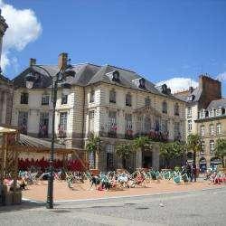 Evènement Transats de la Place de l'hôtel de Ville - 1 -