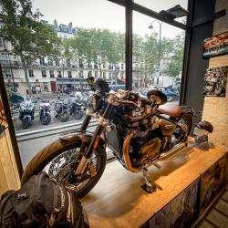 Triumph Ats Concessionnaire Paris