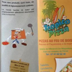 Tropico Pizza Pizzeria
