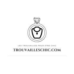Bijoux et accessoires Trouvailleschic.com - 1 - Logo De Trouvailleschic.com -